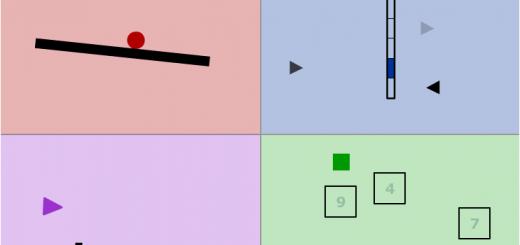 Browsergame Multitask (Screenshot: armorgames.com)