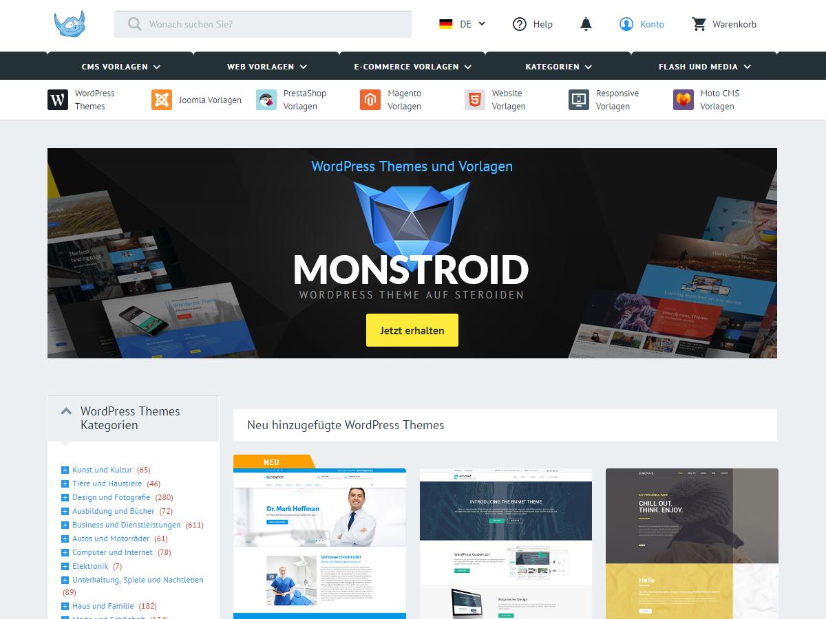 WordPress Themes - ein wichtiges Element für Euren Blog